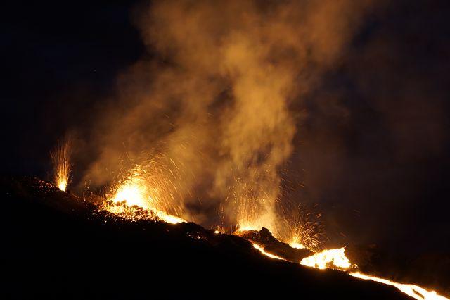 Eruption du Piton de la Fournaise le 4 février 2015 (10)
