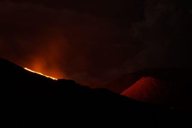 Eruption du Piton de la Fournaise le 4 février 2015 (2)