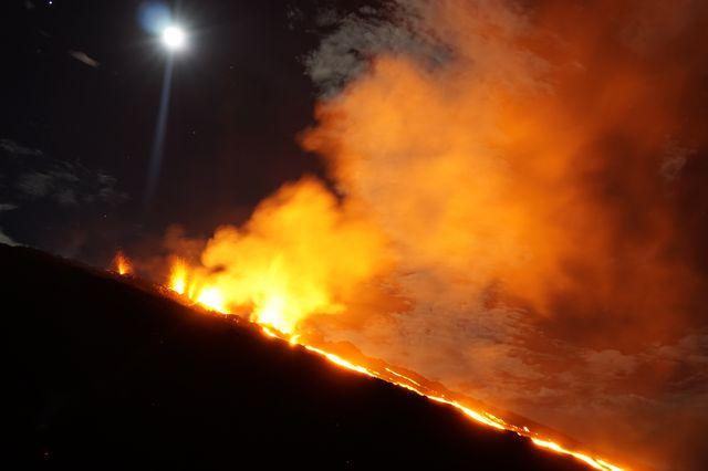 Eruption du Piton de la Fournaise le 4 février 2015 (5)